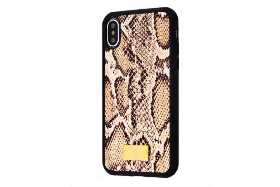 Чехол Bling World Leo and Snake (TPU) для iPhone Xs Max Snake