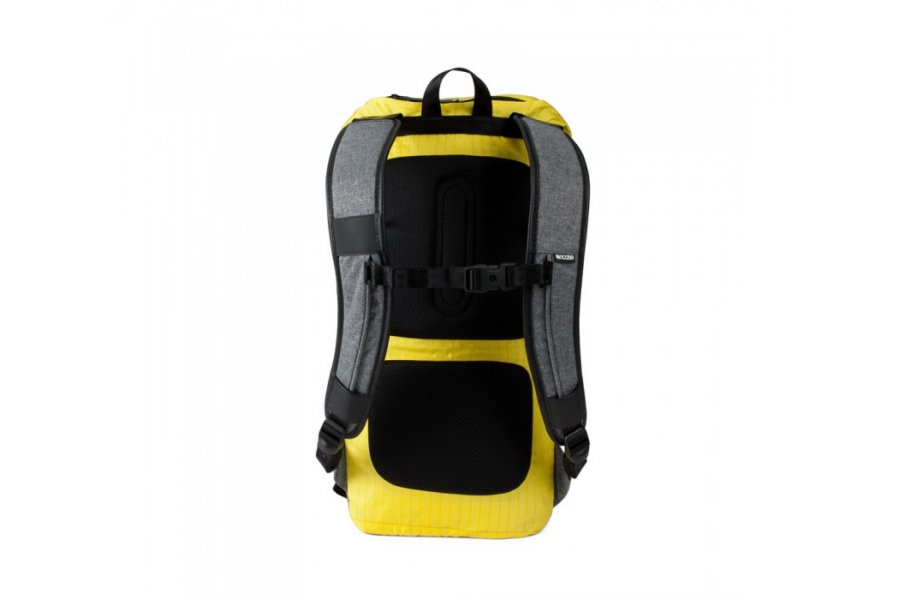 Рюкзак Incase Halo Courier Backpack Heather Gray/Black/Yellow