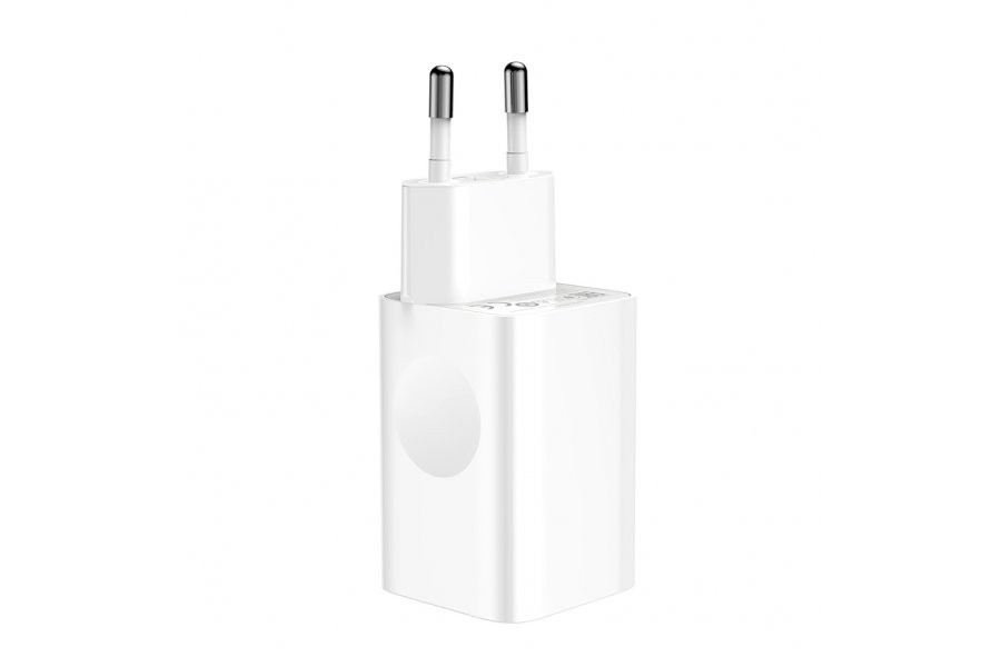Зарядное устройство Baseus USB Qualcomm Quick Charger 3.0 White