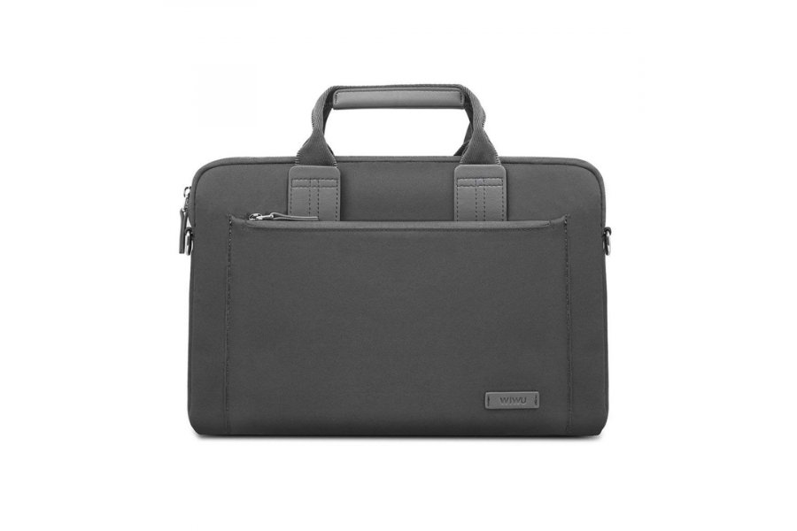 Сумка Wiwu Athena MacBook Air/Pro 13 Grey