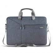 Cумка WIWU Gent Brief Case for MacBook Air/Pro 13 Grey