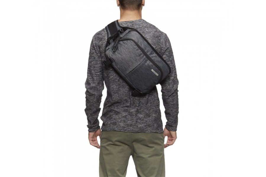 Сумка Incase Reform Collection Sling Pack Heather Black