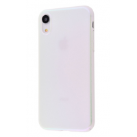 Чехол Summer Rain (PC) iPhone Xr White