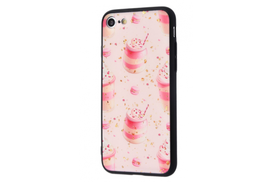 Чехол Confetti Fashion case My style (TPU) iPhone 7/8 Ice Cream