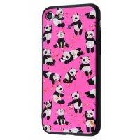 Чехол Confetti Fashion case My style (TPU) iPhone 7/8 Pandas
