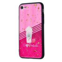 Чехол Confetti Fashion case My style (TPU) iPhone 7/8 Shake