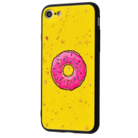 Чехол Confetti Fashion case My style (TPU) iPhone 7/8 Yellow Bage
