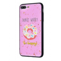 Чехол Confetti Fashion case My style (TPU) iPhone 7/8 Plus Be Happy