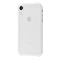 Чехол Clear Case for iPhone Xr White