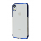Чехол Baseus Glitter Case (PC) iPhone Xr Blue