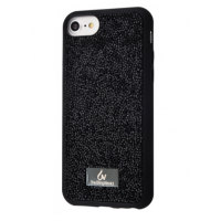 Чехол Bling World Grainy Diamonds (TPU) iPhone 7/8 Black