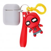 Чехол Cartoon Case для AirPods Spider Man New