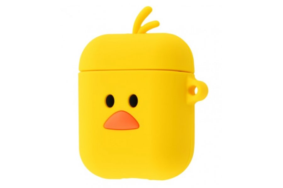 Чехол Cartoon Soft Case для AirPods Chik