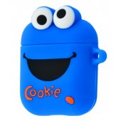 Чехол Cartoon Soft Case для AirPods Coockie