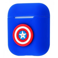 Чехол Marvel Avengers Case для AirPods Captain America