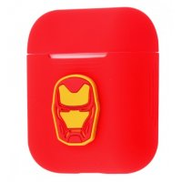 Чехол Marvel Avengers Case для AirPods Iron Man