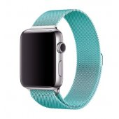 Ремешок для Apple Watch Milanese Loop 38/40/42/44mm Soft Blue