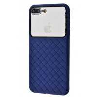 Чехол Weaving Case iPhone для 7/8 Plus Blue