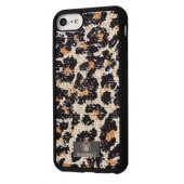 Чехол Bling World Leo and Snake для iPhone 7/8 Leopard