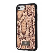 Чехол Bling World Leo and Snake для iPhone 7/8 Snake