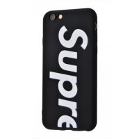 Чехол Supreme cover для iPhone 6/6s Black
