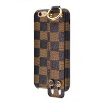 Чехол Louis Vuitton для iPhone 6/6s Black Brown