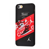Чехол IMD case Young style для iPhone 5/5s/SE Air Jordan