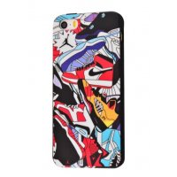 Чехол IMD case Young style для iPhone 5/5s/SE More Boots