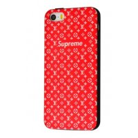 Чехол IMD case Young style для iPhone 5/5s/SE Supreme