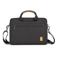 Сумка WIWU Pioneer Shoulder Series Macbook Pro 13 Black