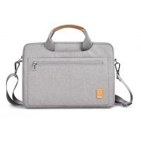 Сумка WIWU Pioneer Shoulder Series Macbook Pro 13 Grey
