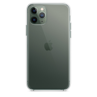 Чехол Silicone Case для iPhone 11 Pro Transparent