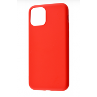 Чехол Silicone cover My Colors with Packing для iPhone 11 Red