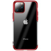 Чехол-накладка Baseus Glitter для iPhone 11 Pro Max Red