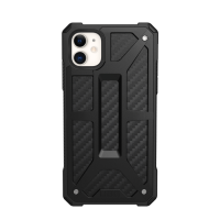 Чехол UAG Monarch Case для iPhone 11 Carbon Fiber