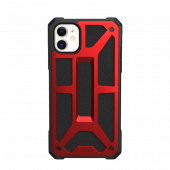 Чехол UAG Monarch Case для iPhone 11 Crimson