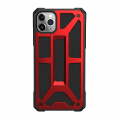 Чехол UAG Monarch Case для iPhone 11 Pro Max Crimson