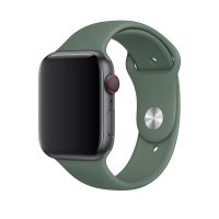 Ремешок для Apple Watch 38/40/42/44mm Sport Band Pine Green