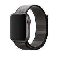 Ремешок для Apple Watch 38/40/42/44mm Sport Loop Anchor Gray