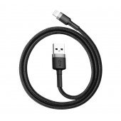 Зарядный кабель Baseus Simple Cable USB to Lightning Black