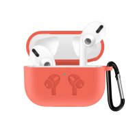 Чехол для наушников Apple AirPods Pro Silicone Case Coral