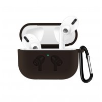 Чехол для наушников Apple AirPods Pro Silicone Case Dark Brown
