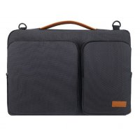 Сумка Bruto для MacBook Air/Pro 13 Black
