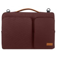 Сумка Bruto для MacBook Air/Pro 13 Dark Red