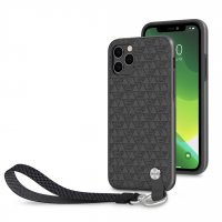 Чехол Moshi Altra Slim Case with Wrist Strap Sahara для iPhone 11 Pro Max Black