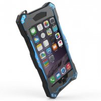 Бампер R-Just Gundam Waterproof for iPhone 6.6s. 6 plus/ s Blue