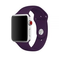 Ремешок Silicone Band для Apple Watch 38/40/42/44mm Violet