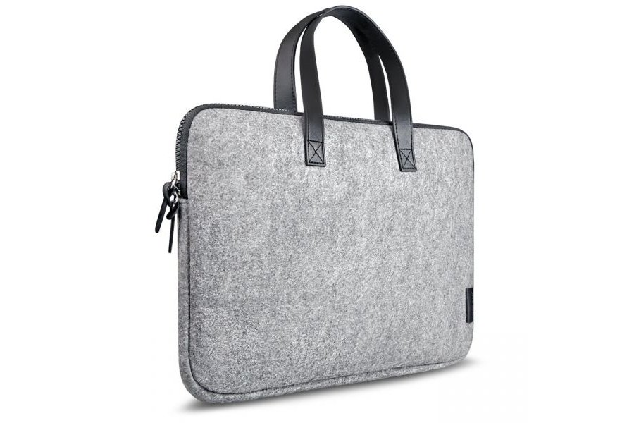 Сумка Felt & Leather для Macbook Pro 15 Grey