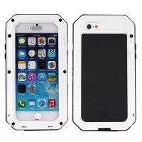 Чехол LunaTik TAKTIK Extreme White/Black/Orange iPhone 6.6s