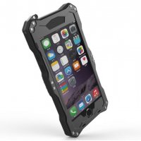 Бампер R-Just Gundam Waterproof for iPhone 6.6s. 6 plus/ s Black